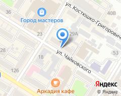 Компания Эйч-Эс-Эй Аттестация на карте города