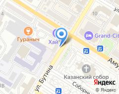 Компания EGOIST на карте города