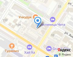 Компания Нотариус Францева Н.Л. на карте города