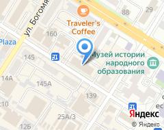 Компания КВАЛИФИЦИРОВАННАЯ ЮРИДИЧЕСКАЯ ПОМОЩЬ на карте города