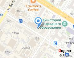 Компания Забайкальский центр переводов на карте города