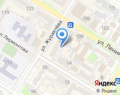 Компания УНИВЕРСАЛЬНОЕ АГЕНТСТВО на карте города