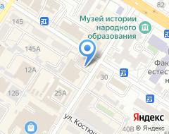 Компания Зимушка на карте города