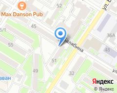 Компания Нотариус Громова О.В. на карте города