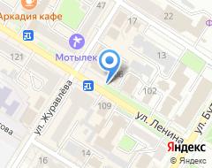 Компания Модненько на карте города