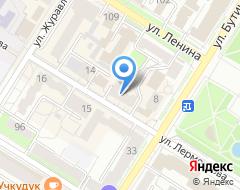 Компания РИЦ-Н на карте города