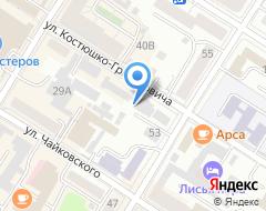Компания СТЕКЛОСЕКТОР на карте города