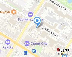 Компания Услуги для бизнеса на карте города