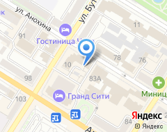 Компания Hermes management на карте города