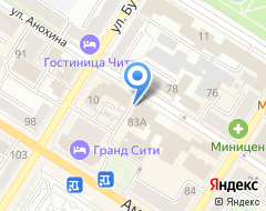 Компания Вариант на карте города