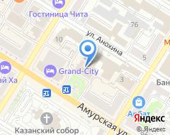 Компания ШАНС студия на карте города