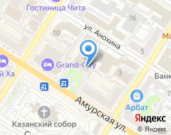 Компания Агентство по возврату долгов на карте города