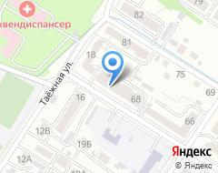 Компания Адвокатский кабинет Хохряковой Е.В. на карте города