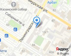 Компания КопирЦентр на карте города