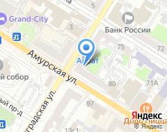 Компания Сток центр EUROPE на карте города