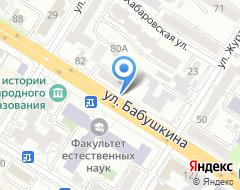 Компания SweetMama на карте города
