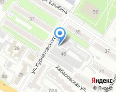 Компания Нотариус Мурзина Т.Д. на карте города