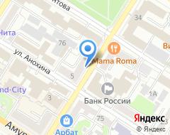 Компания Bruno на карте города
