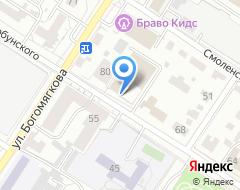 Компания Независимая оценочная организация на карте города