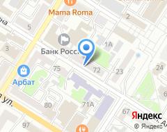 Компания Финансовые партнеры на карте города