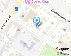Компания ЧитаСервисЛада на карте города