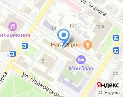 Компания Бюро оценки на карте города