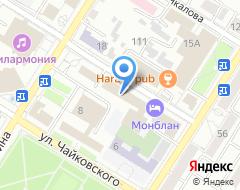 Компания Нотариус Свизева О.В на карте города