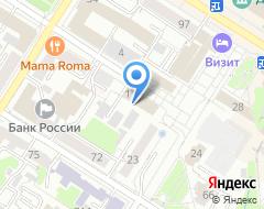 Компания ПЕРСПЕКТИВА на карте города