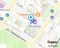 Компания Восточно-Сибирская на карте города