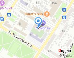 Компания Кадровый советЪник на карте города