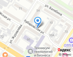Компания Автосекьюрити на карте города