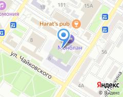 Компания Сибирская Коллекторская Служба на карте города