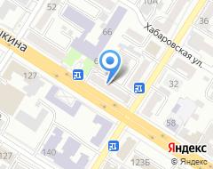 Компания Бюрократ на карте города