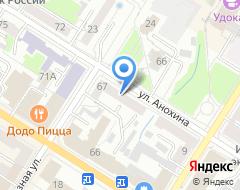Компания Альянс РАУМ на карте города