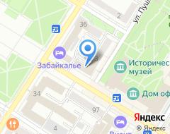 Компания Эра-М на карте города