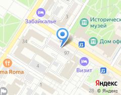 Компания BASCONI на карте города