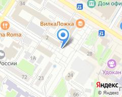 Компания Забайкалмедстрах на карте города