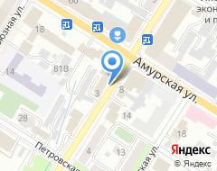 Компания АвтоДело на карте города
