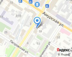 Компания Единый Центр Страхования на карте города
