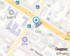 Компания Первый Юридический Центр на карте города