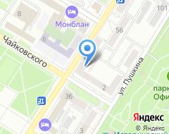 Компания Incanto на карте города