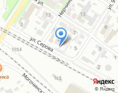 Компания ЗабайкалАВТО на карте города
