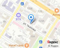 Компания СоветникЪ на карте города