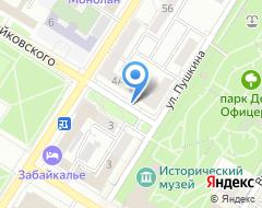 Компания Нотариус Макаренко Н.Г. на карте города