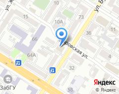 Компания БыстроЗайм на карте города