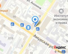 Компания Меценат на карте города