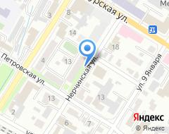 Компания Адвокатский кабинет №18 на карте города