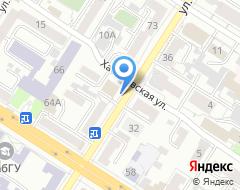 Компания Первый автоломбард на карте города