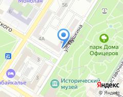 Компания Спецмастер на карте города