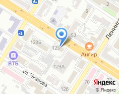Компания Джамос на карте города